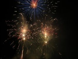 Relay for Life Fireworks 7 by BrendanR85