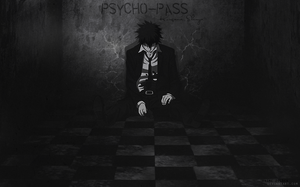 Psycho-pass Wallpaper by samizoldek