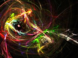 Colorful joy Fractal by Alakran