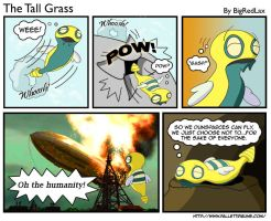 The Tall Grass 8 by BigRedJake