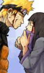 naruhina colored by d5lr