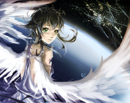 [Vocaloid] Coma. by ProtoRC