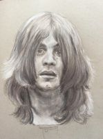 Ozzy Sketch by laurax-art