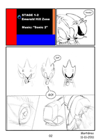 Sonic Heroes 2 Chap 02-02 Prev by Mortdres