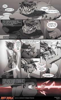 Rat Rage Prologue - Page 4 by Robaato