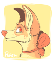Peach by Keamutt