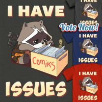 Rocket Has Issues by ninjaink
