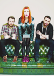 paramore by YouOnlyLoveOnceDL