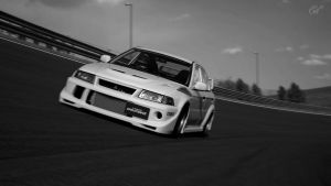 Mitsubishi Evolution VI -  High Speed Ring mode 2 by DjCaDiR