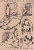 My sketchbook selections 21 by radu-jm