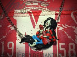 Marceline - Adventure Time charm by HikariFrey