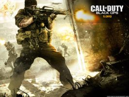 COD Black Ops by EngYpT