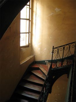 Paris staircase 1 by tamh