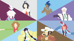 Unova Gym Leaders Comp. (Black 2/White 2) by LimeCatMastr