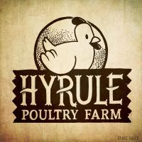 Hyrule Poultry Farms by drakeybaby