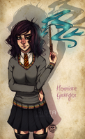 Hermione: My Magic by mintwinter