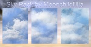 Sky pack by moonchild-ljilja
