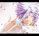 KHR - Byakuran by KhalilXPirates