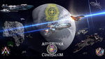 Star Citizen AETHERDYNA Org Spaceships Wallpaper1 by SeraphSirius