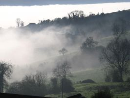 Valley Mist by melemel