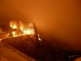 Tower Fog by d4nil4