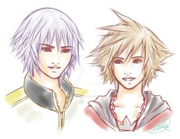 KH3D by Peach-Cobbler