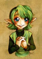 Well Hey There Saria by Kathisofy