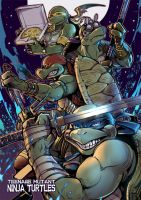 TMNT fannat by shiroton