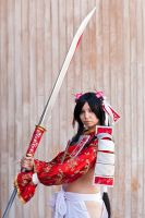 Tomoe gozen by DeeDee-pika
