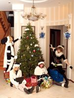 Kingdom Hearts:Merry Christmas by Ocean-san