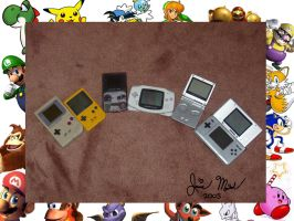 Gameboy to DS by MeckelFoxStudio