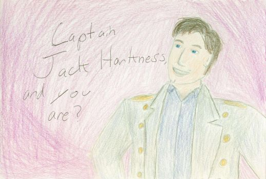 Jack Harkness from Doctor Who/Tourchwood by Markfangirl