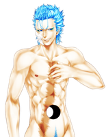 Grimmjow. SHINE by xync