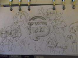 MLP by spot1the2dog3