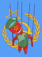 Puppet of Communism by Default1ng