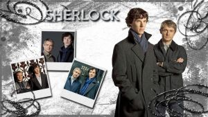 Sherlock BBC by Coley-sXe