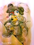 Mickey steampunk pirate by twisted-wind