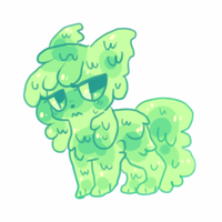 slime pup by puqqie