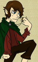 Frodo Baggins. by FregoliDelusion