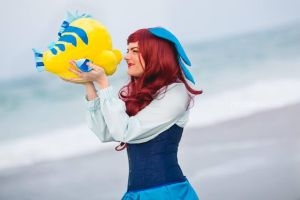 Ariel - Part of your World 5 by KristiinaKryptonite