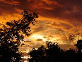 Awesome Sunset 02 by tjchagas