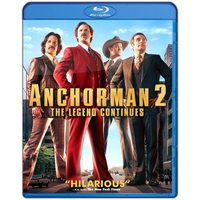 Anchorman 2 The Legend Continues by prestigee