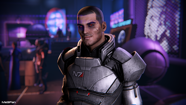 Kaidan - Halloween Effect by Me4Fan