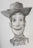 Sheriff Woody by Tommassey250