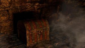 Dungeon chest by jonsmith512