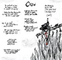 Crow album art by MuppetMolly