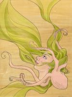 The Octopus Mermaid Series, 5 by khallion