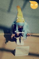 Buh~ Elka Frog ( Soul Eater ) by SHIcosplay