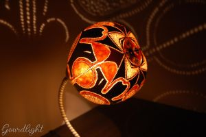 Table lamp II - Gourdlight by gourdlight