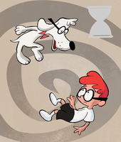 Year 05 - Mr Peabody and Sherman by SuperLeviathan